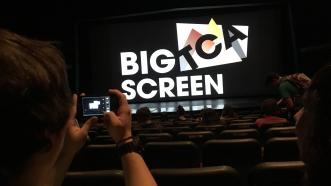 Big Screen - TCA